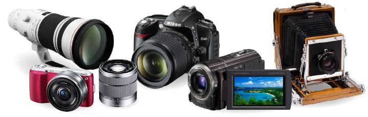 リサイクルショップ カメラ レンズ ビデオカメラ 買取