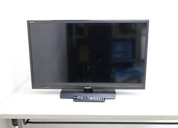 SHARP(シャープ)32型LED液晶テレビ アクオスの買取