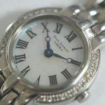 スタージュエリー 腕時計 ソーラー ECO B023-S056403 ダイヤ×シェル文字盤◆★買取いたしました!