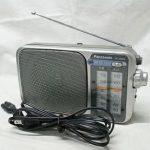 Panasonic パナソニック FM/AM ポータブルラジオ RF-2400Aお売りいただきました!